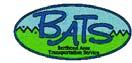 Logo for Berthoud Area Transportation Service