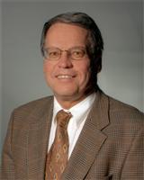 Portrait photo of Gerry Horak