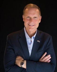 Portrait photo of Scott James